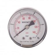 Термоманометр SD Plus Ø80х1/2