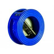 Клапан обратный двухстворчатый UKSPAR DDSCV-16 Ду 50 Ду 50