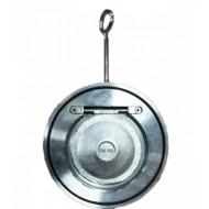 Клапан межфланцевый поворотный UKSPAR TCV-16 Ду 40 Ду 40