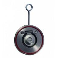 Клапан межфланцевый поворотный UKSPAR TCV-16SS Ду 40 Ду 40