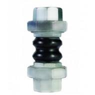 Вибровставка резьбовая для воды UKSPAR DEJ-16M 15 15