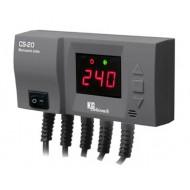 Контроллер для котла KGElektronik CS-20 (управл. вент+насос СО)