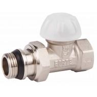 Клапан запорный радиаторный SD Forte SF231 Powerful с антипротеч. 1/2