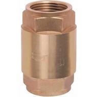 Обратный клапан с латунным штоком SD Forte SF247 EUROPE