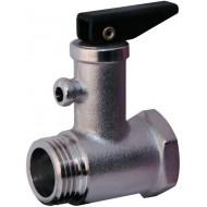 Клапан предохранительный для бойлера SD Plus SD243 ВН с ручк.