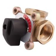 Ручной 3-х ходовой клапан SD Plus SD363 1