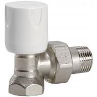 Кран термостатический угловой SD Plus SD350 3/4''