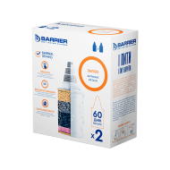 Комплект кассет для фильтров-кувшинов BARRIER