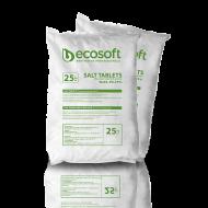 Таблетированная соль ECOSIL 25 кг