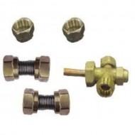 Комплект гидравлических подключений для соединения двух коллекторов Protherm базовый