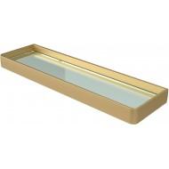 Aline Gold Полочка (стекло) (1196886)