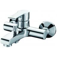 Kvadro Arc смеситель однорычажный для ванны 35 мм
