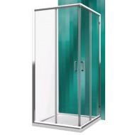 LLS2/900 Brillant/Transparent Душевая кабина квадратная