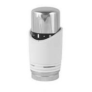 Термоголовка белая хром мини Gross 30х1,5