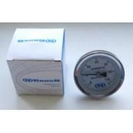 Термометр задний Ø60мм  L50мм  (0-120 С) Gross 1/2