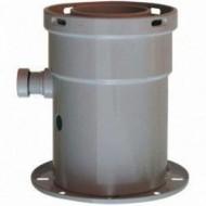 Вертикальный адаптер Protherm Ду 60/100 мм с точной забора