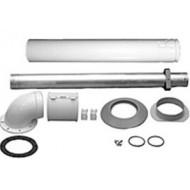 Комплект для подключения к дымоходу Protherm 60/100 мм (турбо) с точной забора
