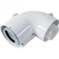 Концентрический отвод Protherm 80/125 мм 87° (турбо)