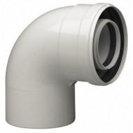 Колено Protherm 60/100 мм 90º