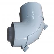 Отвод 90° Protherm 60/100 мм 90° с инспекционным отверстием