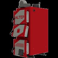 Котел твердотопливный Altep Classic Plus автоматика 10 кВт