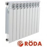 Алюминиевый радиатор Roda Forse 500 500