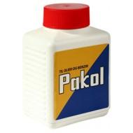 Паста для резьбовых соединений (нефтепрдукт) Unipak Pakol 250мл. с кисточкой. 250мл. с кисточкой.
