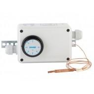 Электронный термостат с выносным датчиком для смешивающего блока Emmeti Fiv 0 - 60 °C