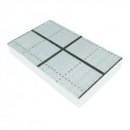 Мат для теплого пола ICMA UA 35 кг/м³ ППР ткань 30х1000х5000