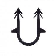 Скоба якорная ICMA UA черная