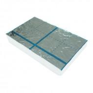 Мат для теплого пола ICMA UA 35 кг/м³ теплоотражающая пленка 30х1000х5000