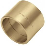 Кольцо латунное натяжное для труб PE-Xa, PE-Xc и PE-RT KAN Push