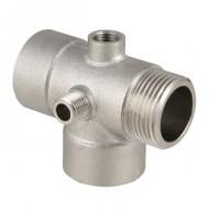 Пятиходовое соединение для насоса Valtec VTr.600 никель