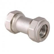 Соединитель для стальных труб Valtec VTr.803 никель