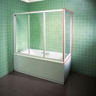 APSV-80 (Transp) Satin Жесткая стенка для ванны