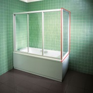 APSV-75 (Transp) Satin Жесткая стенка для ванны