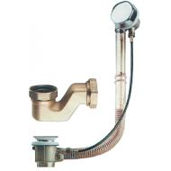 Сифон медный автомат ванна Gross BTW-005