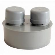 Воздушный клапан PPR канализационный TA Sewage 110