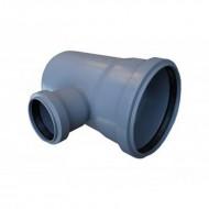 Тройник канализационный TA Sewage 110х50х110, 90°