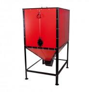 Бункер для твердотопливного котла Thermo Alliance Vulcan SF 0,6 куб. м.